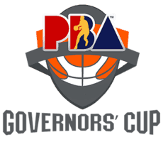 PBA basketball logo for the Governors cup
