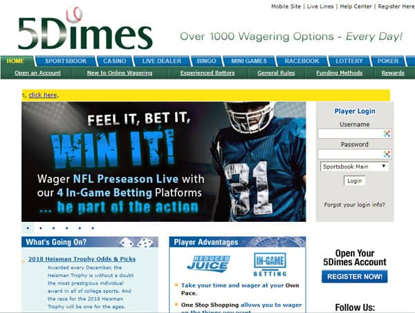 Is It Legal For Philippine Residents To Place Sports Bets At 5Dimes