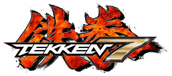 Tekken 7 game logo