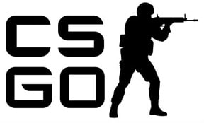 Counter Strike Soldier logo