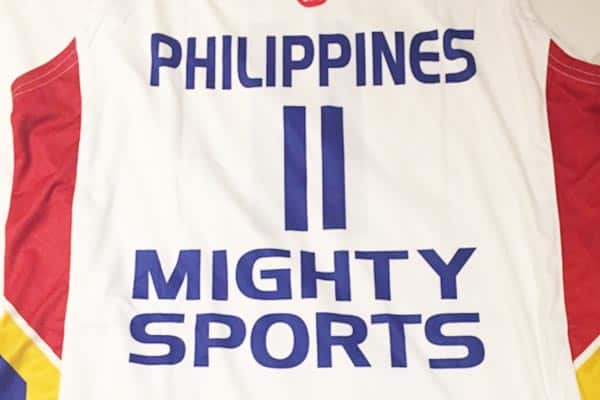 Mighty Sports Jersey