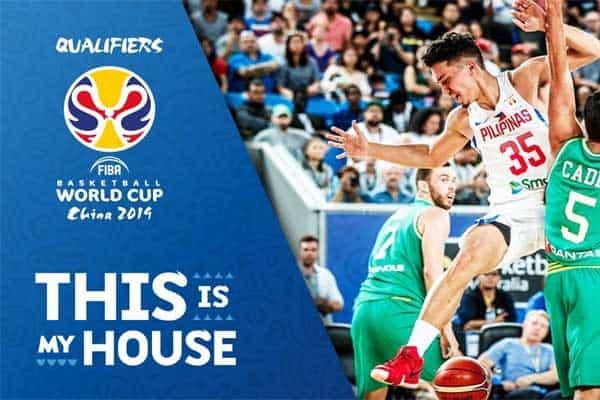 Pilipinas' Basketball