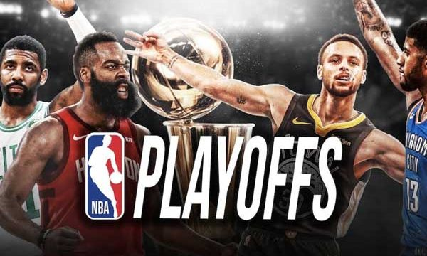 NBA Playoff promo
