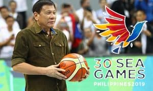 SEA Games PH President