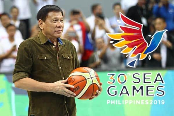 SEA Games PH President