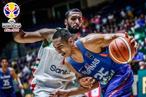 Gilas Pilipinas Basketball