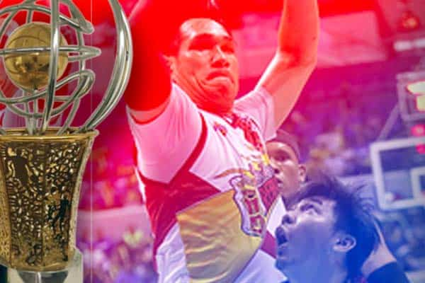 PBA Cup Dunk