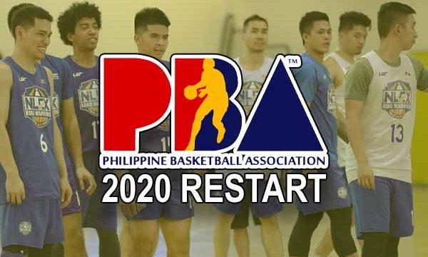 PBA begins practice