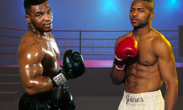 tyson and Jones Jr. back in the day