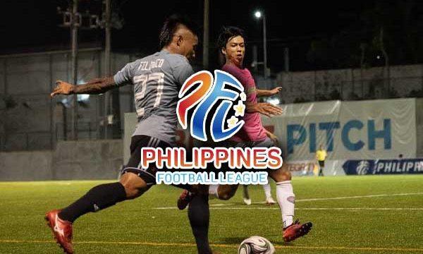 PFL Soccer action