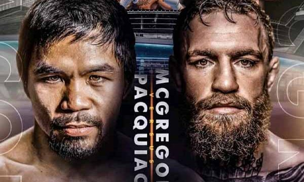 Pacquiao vs McGregor