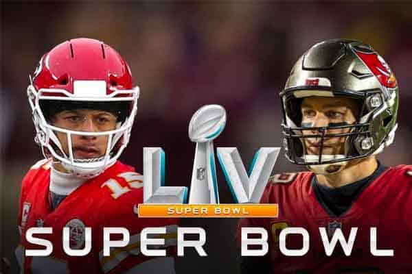 Super Bowl LV 55