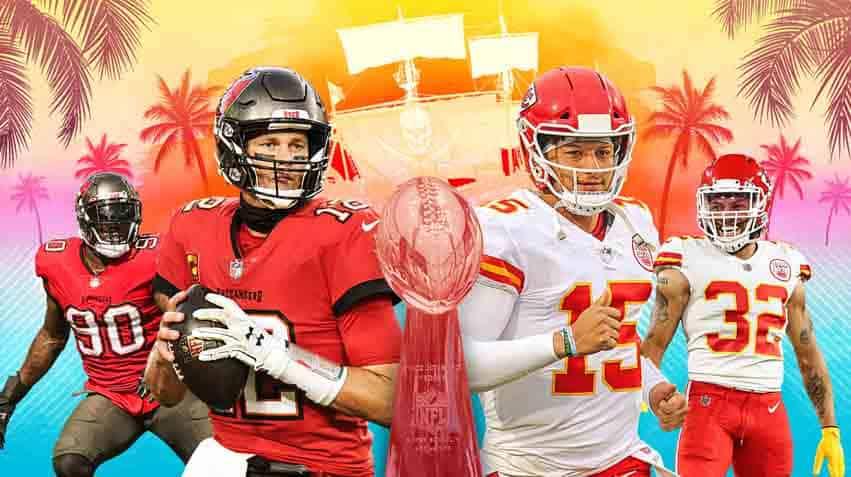 NFL Super Bowl Teams