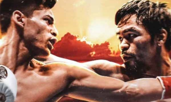 Mikey Garcia vs. Manny Pacquiao