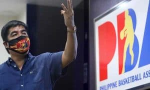PBA Commissioner Willie Marcial
