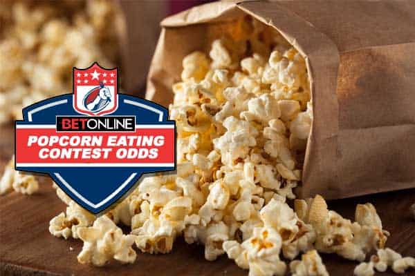 Popcorn Eating Competition