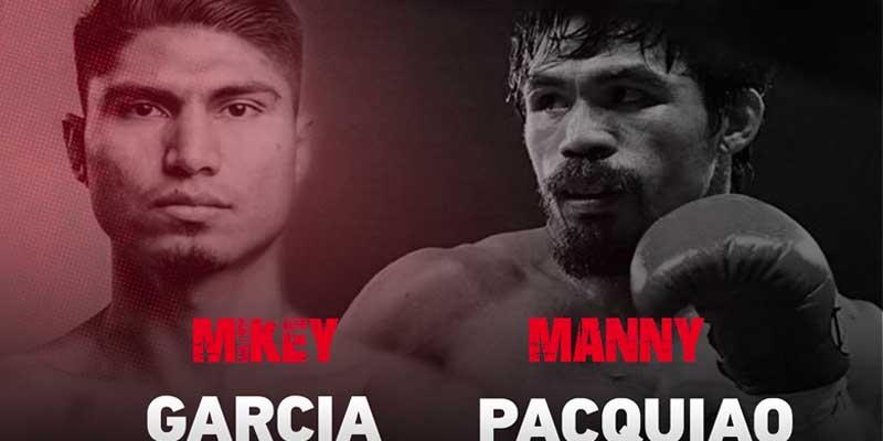 Mikey Garcia next fight