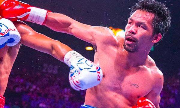 Manny Pacquiao next fight