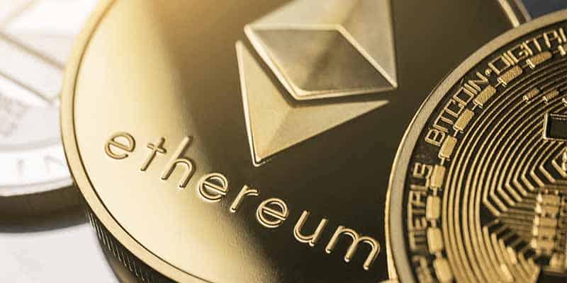 Ethereum coins