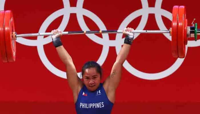 hidilyn diaz wins olympic gold for philippines