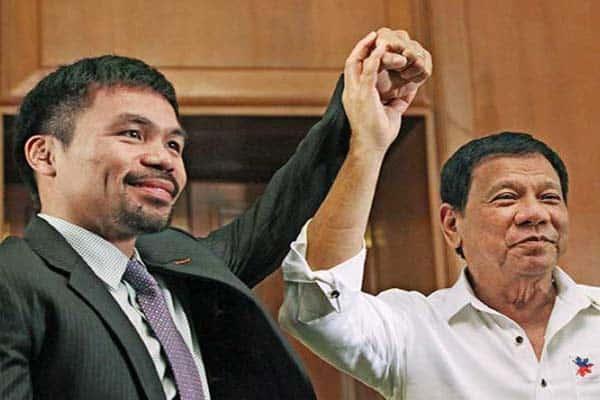Pacquiao untuk Presiden