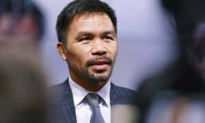 Sen. Pacquiao confirms his bid for President